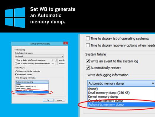 In Pictures: How to solve Windows 8 crashes