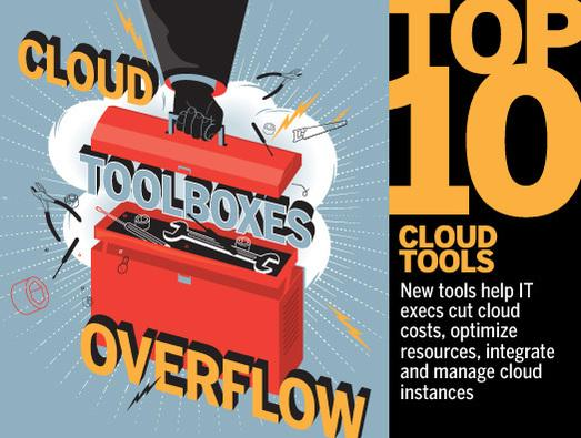 In Pictures: Top 10 Cloud tools