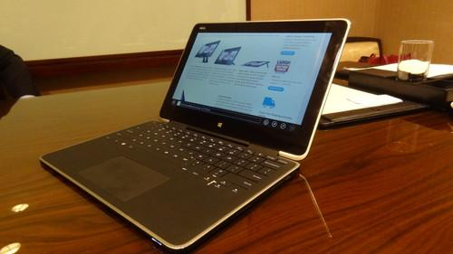 Dell announces XPS 11 hybrid, will ship with Windows 8.1