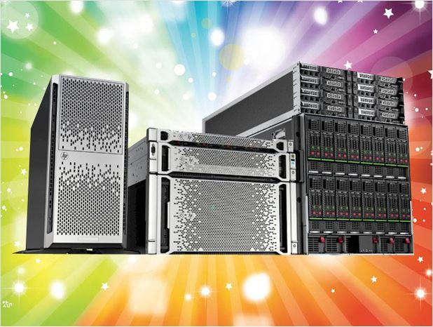 In Pictures: HP's giant ProLiant: The good, the bad, the UEFI