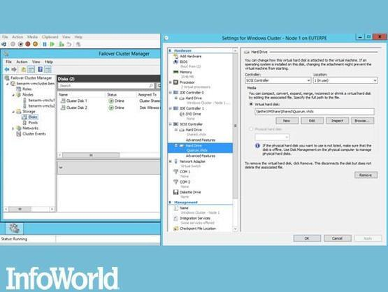 In Pictures: 10 great new features in Windows Server 2012 R2 Hyper-V