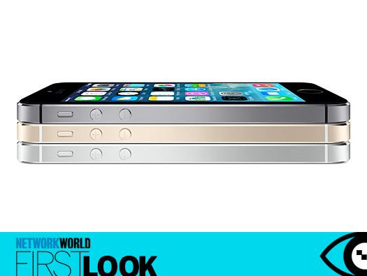 In pictures: Apple iPhone 5S and iPhone 5C