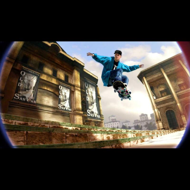 In pictures: Skate 2