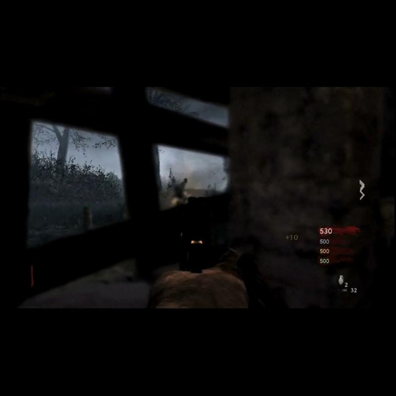Zombies join Axis forces in latest Call of Duty