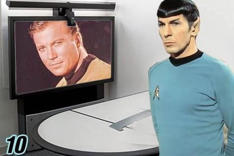 The Top 10 real-life Star Trek inventions