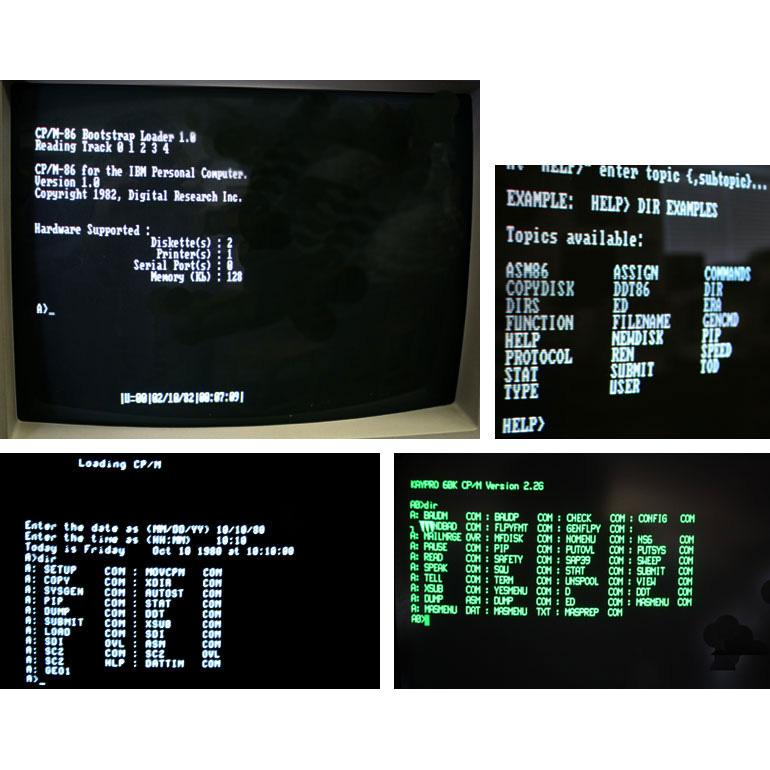 10 operating systems the world left behind