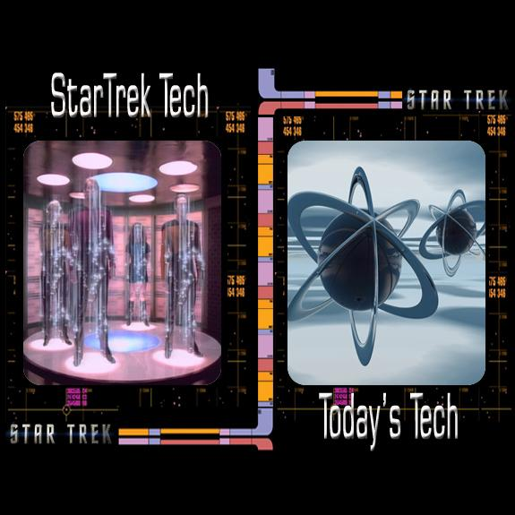 Star Trek tech we use today (almost)