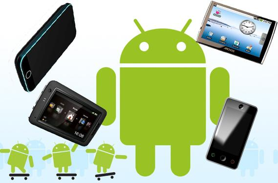 11 cool Android prototypes we'd like to see
