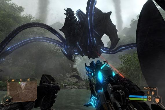 Crysis Screen Shots: Best-Looking PC Game Ever?