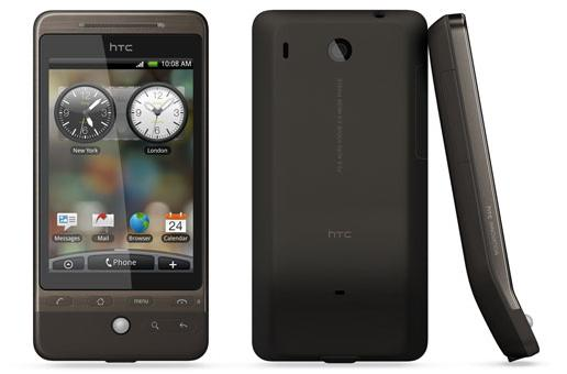 In pictures: HTC Hero takes Android to new heights