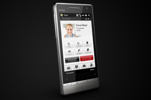 In pictures: HTC's latest Windows Mobile smartphones