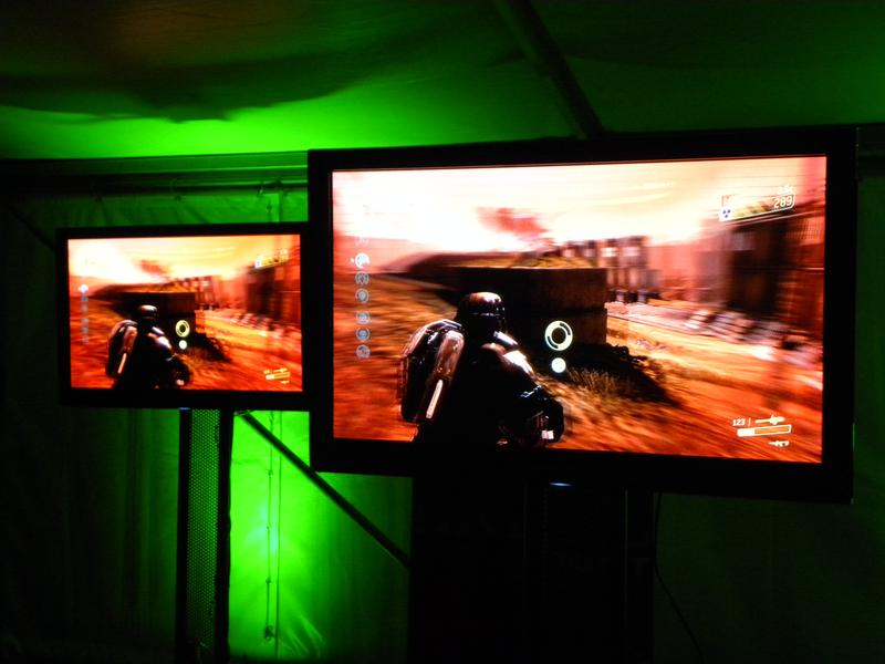 In pictures: Halo 3: ODST event at Cockatoo Island