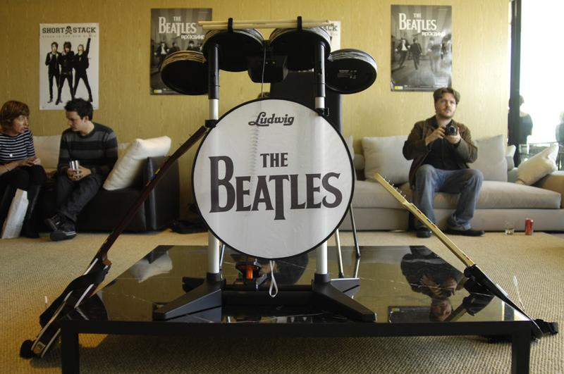 Hands on with The Beatles: Rock Band at the Diamant Hotel Penthouse