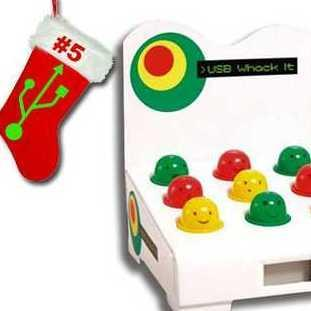 Slideshow: 9 crazy USB stocking stuffers