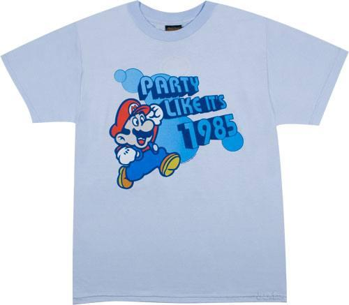 11 video game T-shirts you'd actually wear