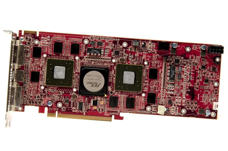 Double the trouble: ATI introduces a new dual-GPU board to take on the competition