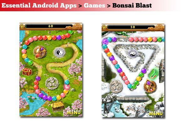 12 Essential Android Games