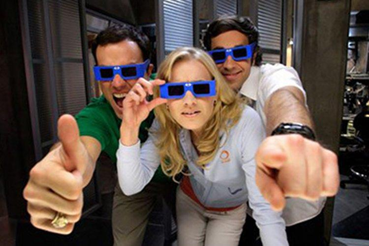 In pictures: The history of 3D cinema and 3D television