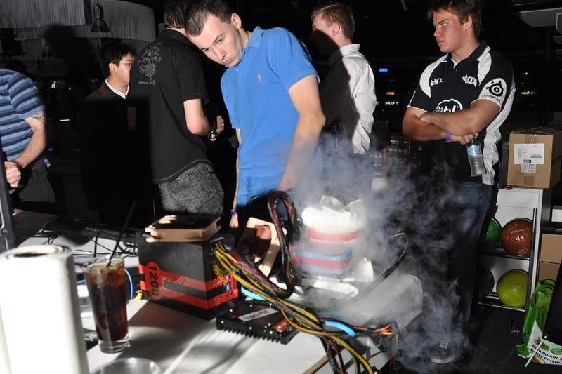 The Aussies are coming! -- Gigabyte Open Overclocking Championships 2010