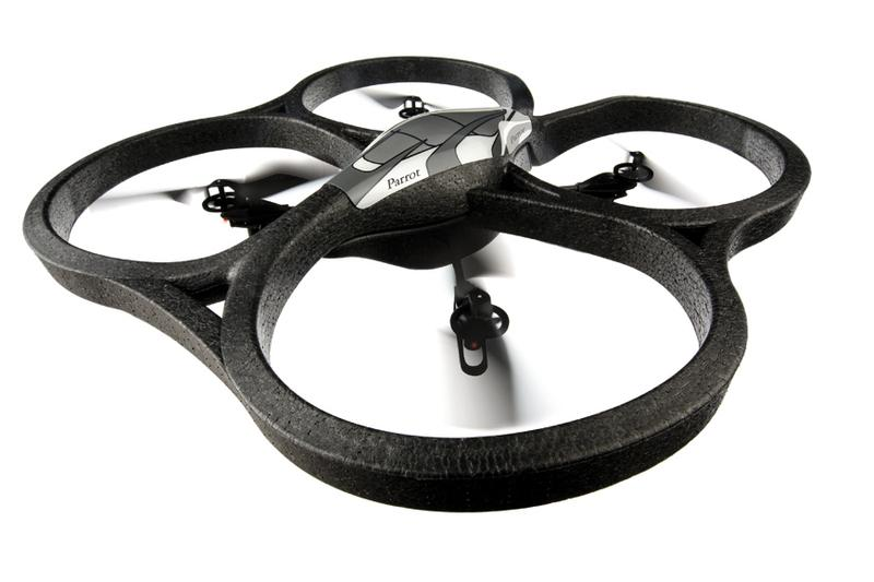 iPad copter fun to fly, steep learning curve