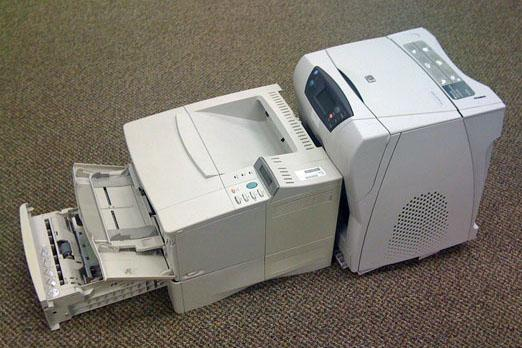 Why People Love to Hate Their Office Printers