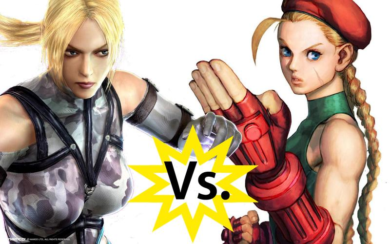 In Pictures: Most wanted Street Fighter X Tekken matchups