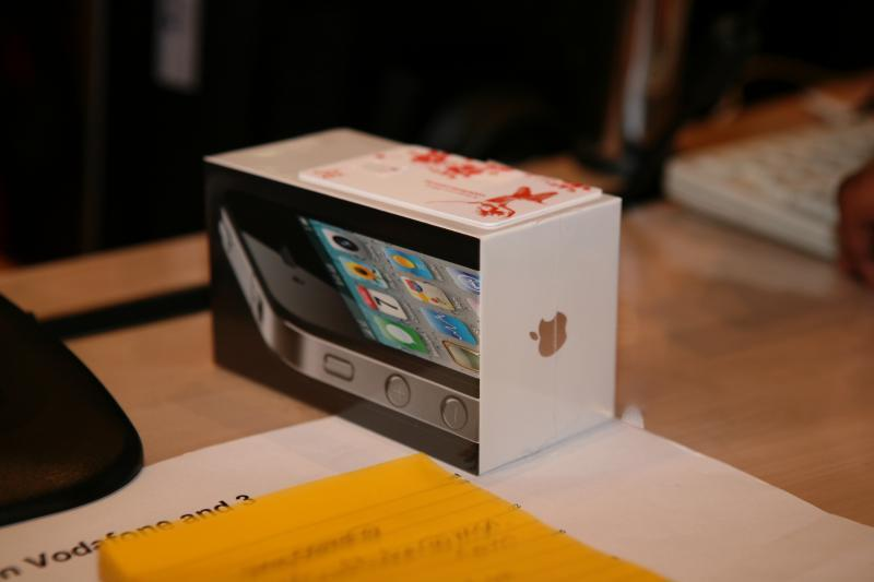 VHA launches iPhone 4 in style