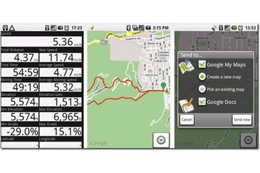 The best GPS-based apps for Android