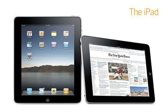 Tablets: Real and rumored