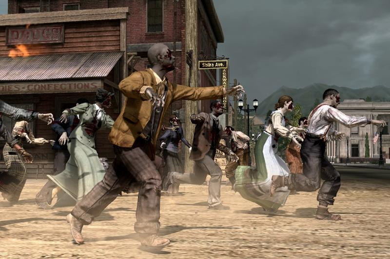 In Pictures: Red Dead Redemption Undead Nightmare