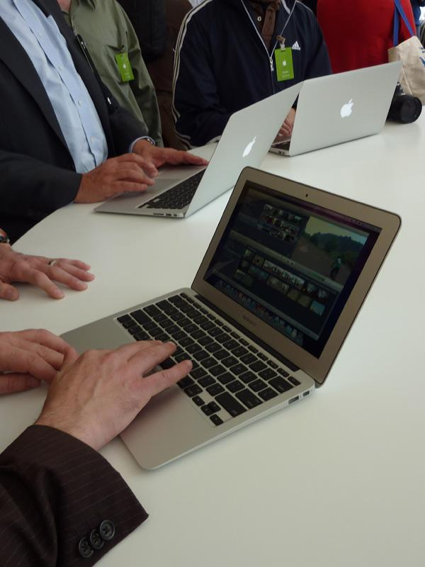 Review:  New MacBook Air - the best ever