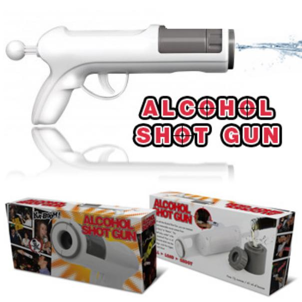 Alcohol and gadgets: A great combination (sometimes)