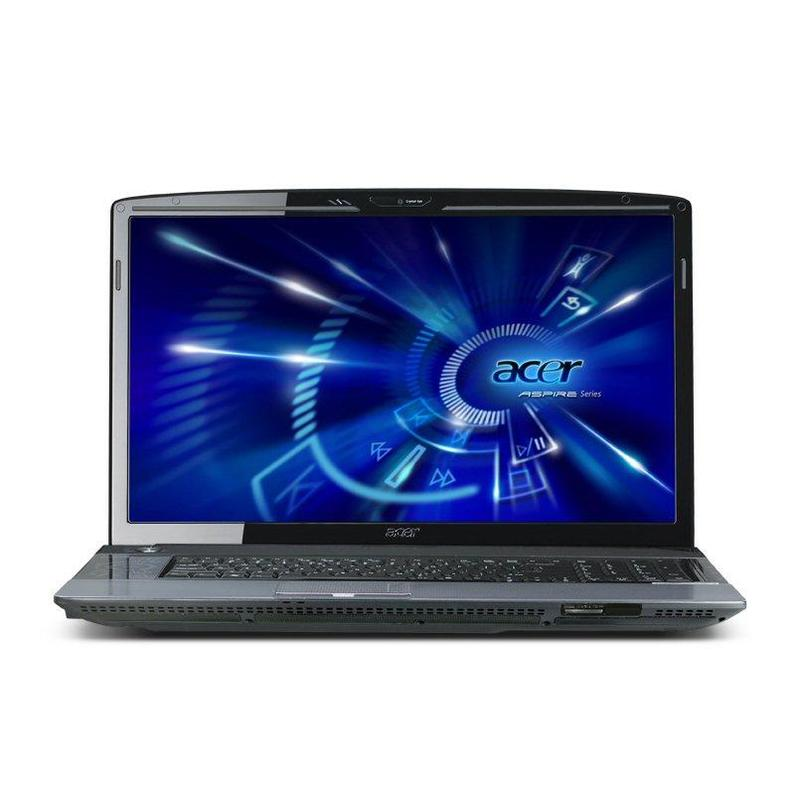 Home theatre notebook: Acer Aspire Gemstone Blue
