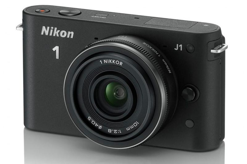 In pictures: The Nikon 1 camera