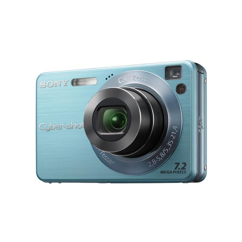 Sony compact camera line-up