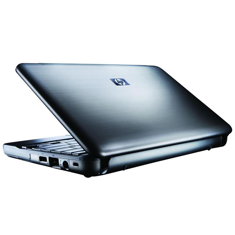 In pictures: Hewlett-Packard's new ultraportable