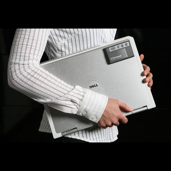 Stop thieves from stealing your laptop