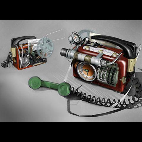 Science fiction's goofiest gadgets and technology