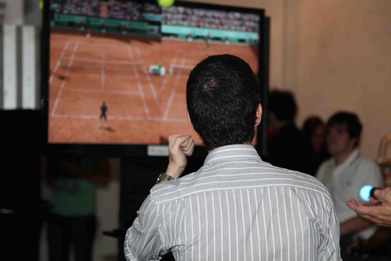 IN PICTURES: Grand Slam Tennis 2 Launch