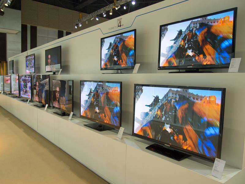 In pictures: Samsung Forum 2012 (TV and Home Entertainment)