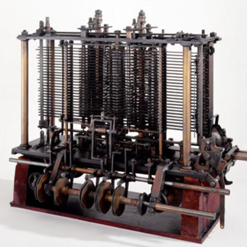 Charles Babbage's Difference Engine