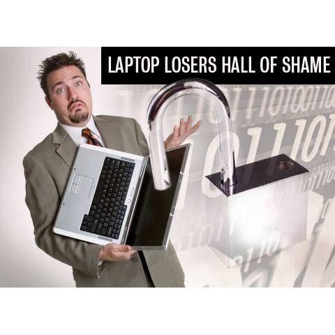 Laptop losers hall of shame