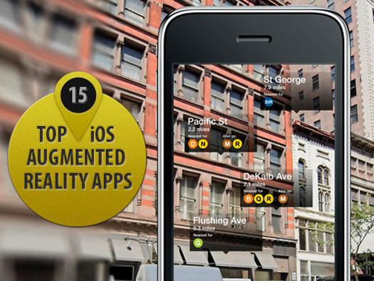In Pictures: Top 15 augmented reality apps for iPhone and iPad