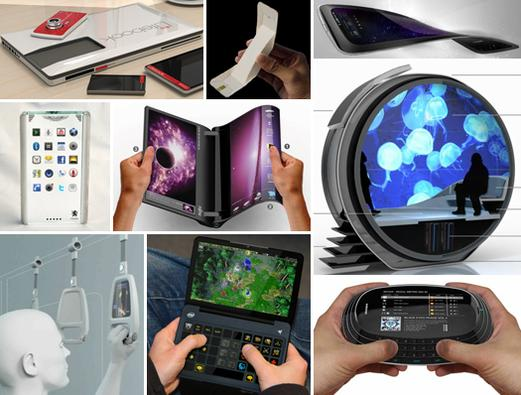In Pictures: 12 cool, creative and just plain weird gadget concepts