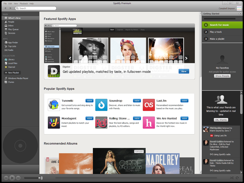 In Pictures: Spotify in Australia