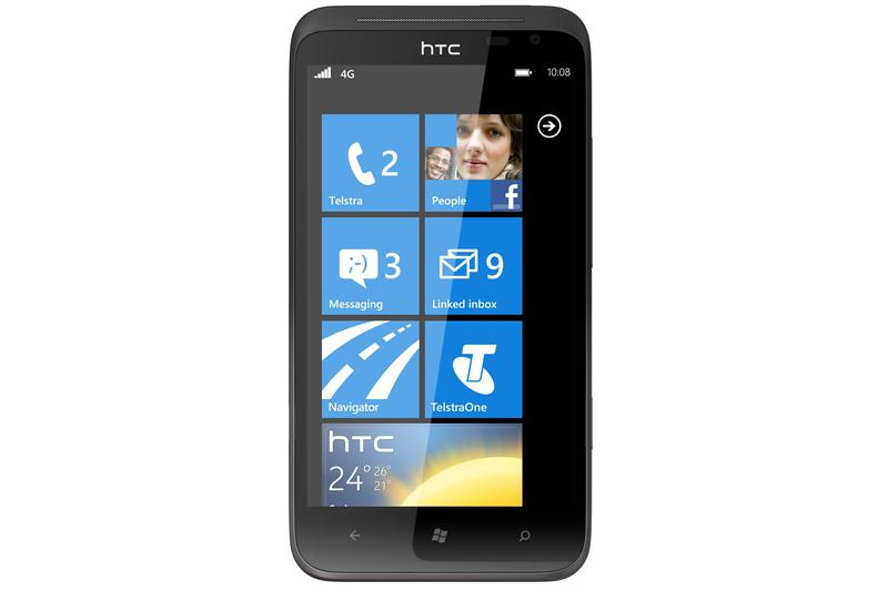 First 4g windows phone hits telstra next week pc world for Window 4g phone