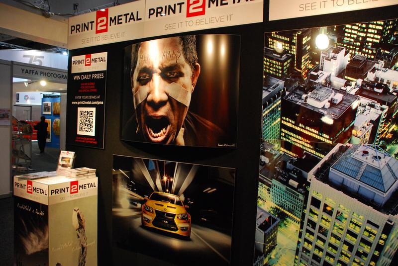 Get your photos printed -- on metal!