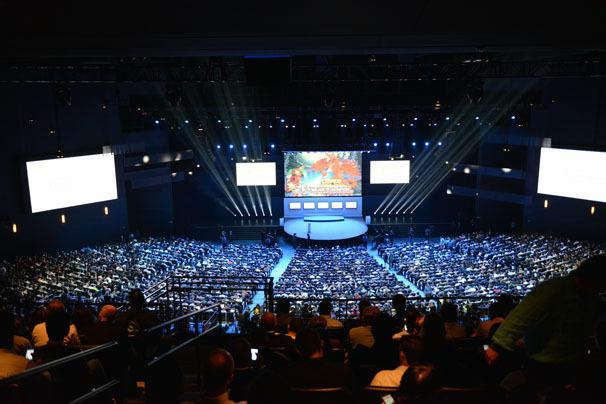 In Pictures: E3 2012 -The sights, the sounds, the games gear brought to life