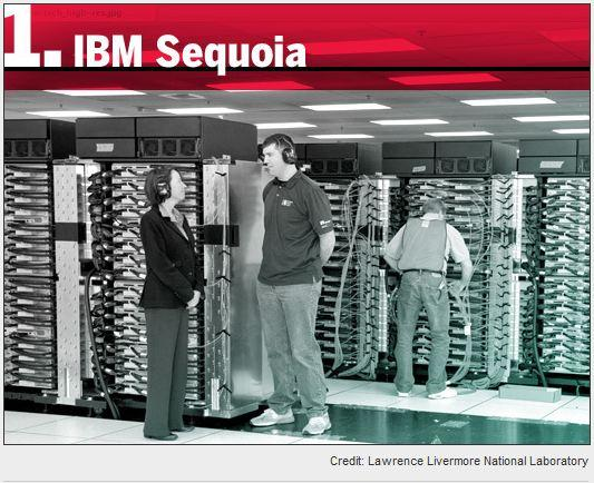 In Pictures: The 10 mightiest supercomputers on Earth