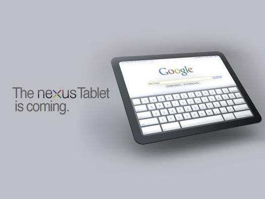 In Pictures: What Google's tablet might look like, seven Nexus 7 concepts